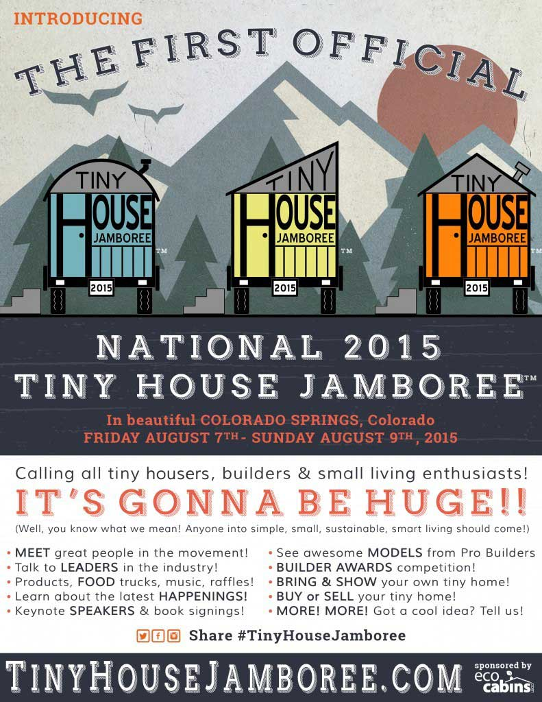 Alek Lisefski Tiny House 2015 tiny house jamboree | simply tiny freedom